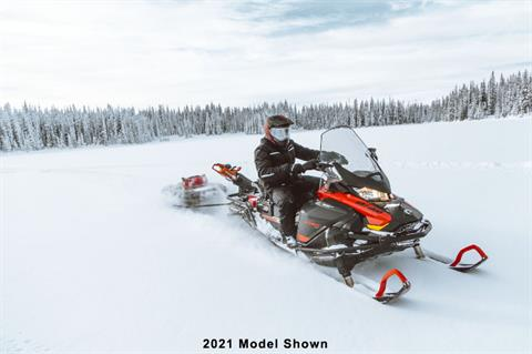 2022 Ski-Doo Skandic WT 600R E-TEC ES Cobra WT 1.5 in Derby, Vermont - Photo 11
