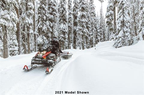 2022 Ski-Doo Skandic WT 600R E-TEC ES Cobra WT 1.5 in Derby, Vermont - Photo 12