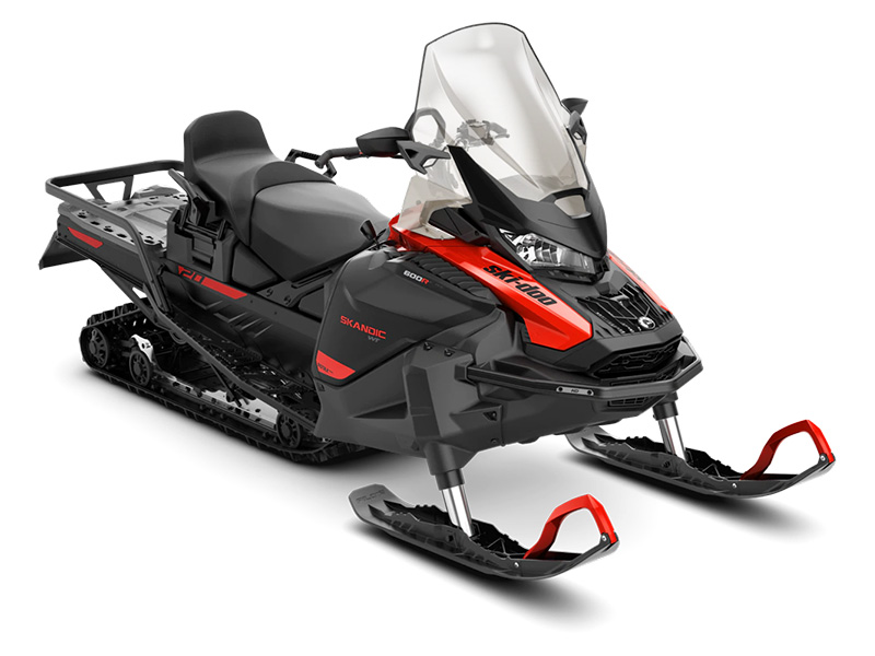 2022 Ski-Doo Skandic WT 600R E-TEC ES Cobra WT 1.5 in Antigo, Wisconsin - Photo 1