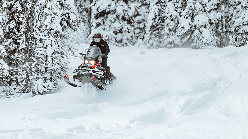 2022 Ski-Doo Skandic WT 600 ACE ES Cobra WT 1.5 in Presque Isle, Maine - Photo 3