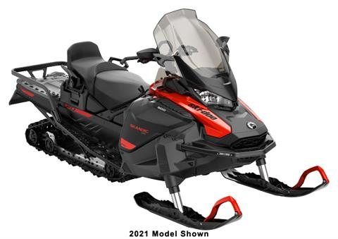 2022 Ski-Doo Skandic WT 900 ACE ES Cobra WT 1.5 in Colebrook, New Hampshire