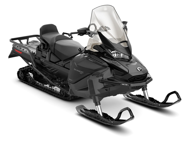 2022 Ski-Doo Skandic WT 900 ACE ES Cobra WT 1.5 in Hudson Falls, New York - Photo 1