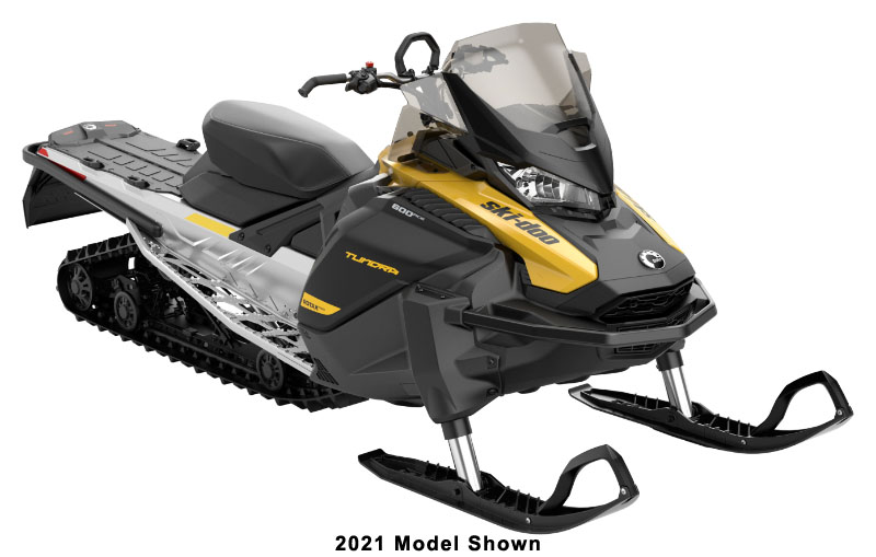 2022 Ski-Doo Tundra LT 600 ACE ES Charger 1.5 in Speculator, New York - Photo 1