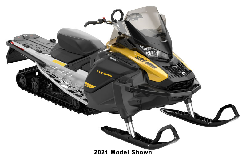 2022 Ski-Doo Tundra LT 600 EFI ES Charger 1.5 in Clinton Township, Michigan - Photo 1