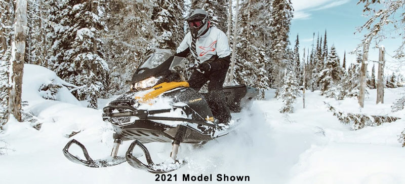 2022 Ski-Doo Tundra LT 600 EFI ES Charger 1.5 in Wilmington, Illinois - Photo 2