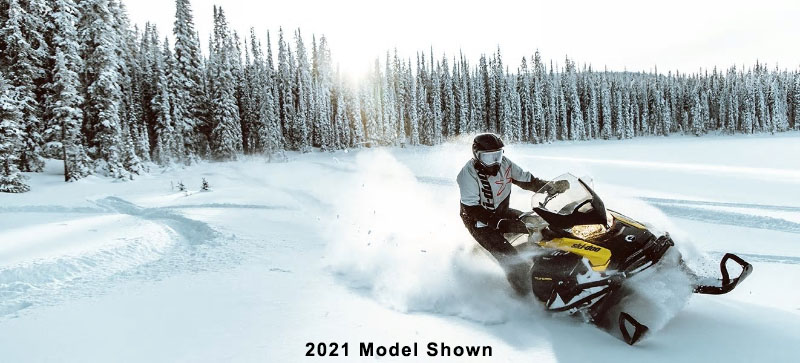 2022 Ski-Doo Tundra LT 600 EFI ES Charger 1.5 in Clinton Township, Michigan - Photo 3