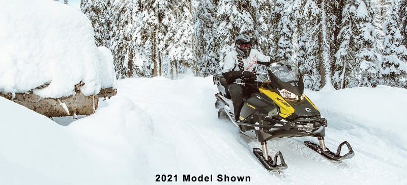 2022 Ski-Doo Tundra LT 600 EFI ES Charger 1.5 in Clinton Township, Michigan - Photo 4