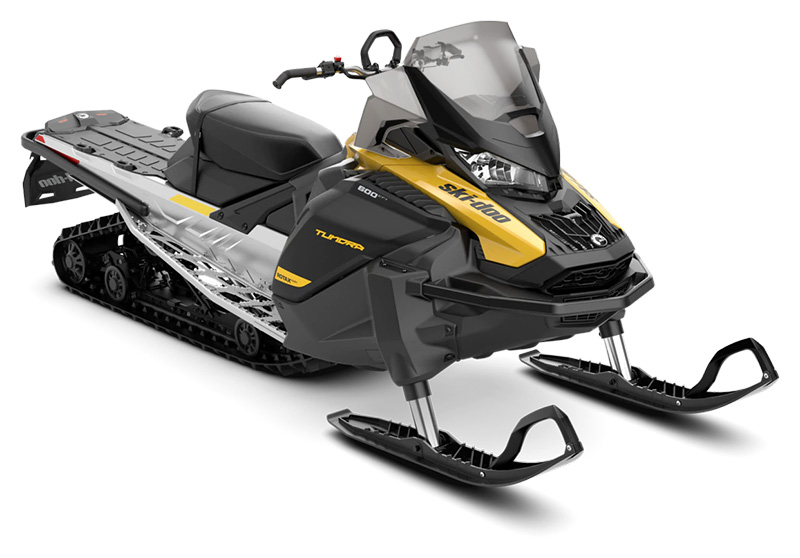 2022 Ski-Doo Tundra LT 600 EFI ES Charger 1.5 in Rexburg, Idaho - Photo 1