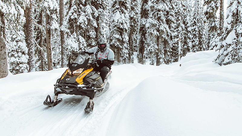 2022 Ski-Doo Tundra LT 600 EFI ES Charger 1.5 in Ponderay, Idaho - Photo 4