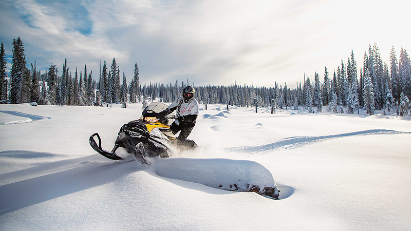 2022 Ski-Doo Tundra LT 600 EFI ES Charger 1.5 in Ponderay, Idaho - Photo 5