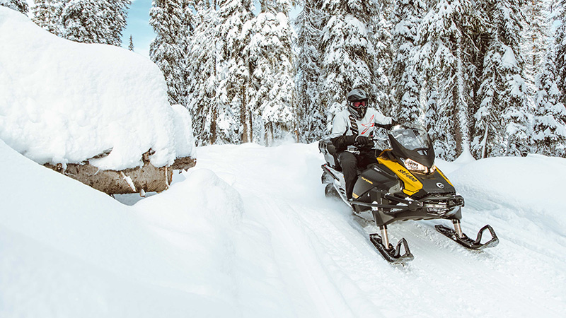 2022 Ski-Doo Tundra Sport 600 EFI ES Cobra 1.6 in Evanston, Wyoming - Photo 6