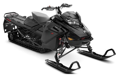 2022 Ski-Doo Backcountry X-RS 154 850 E-TEC ES PowderMax II 2.5 w/ Premium Color Display in Butte, Montana