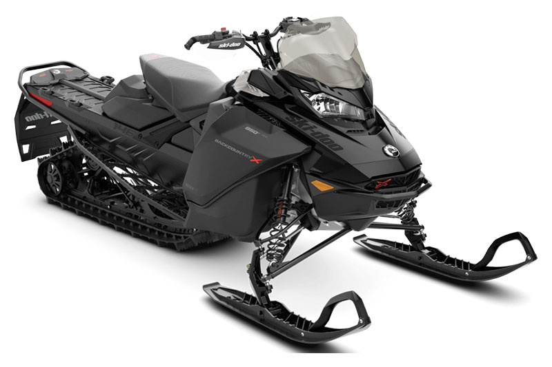 2022 Ski-Doo Backcountry X 850 E-TEC ES PowderMax 2.0 w/ Premium Color Display in Suamico, Wisconsin