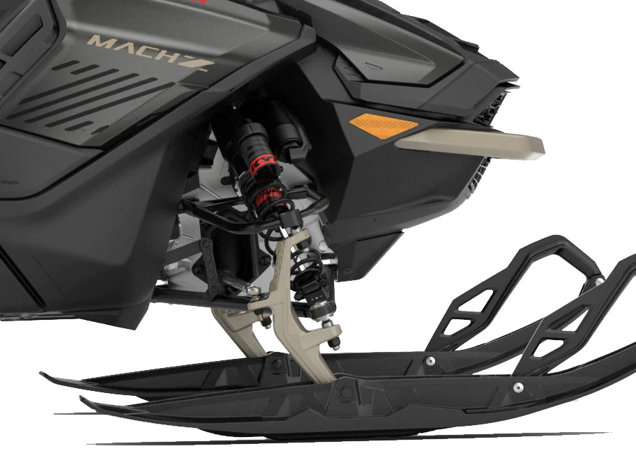 2022 Ski-Doo Mach Z 900 ACE Turbo R ES Ice Ripper XT 1.25 w/ Smart-Shox, w/ Premium Color Display in Rome, New York - Photo 3