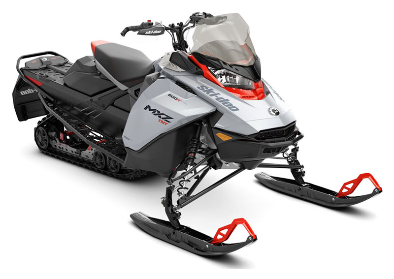 2022 Ski-Doo MXZ TNT 600R E-TEC ES Ice Ripper XT 1.25 in Augusta, Maine - Photo 1