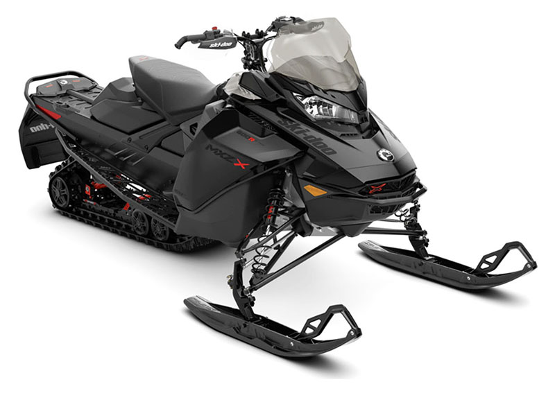 2022 Ski-Doo MXZ X 600R E-TEC ES Ice Ripper XT 1.5 in Saint Johnsbury, Vermont - Photo 1
