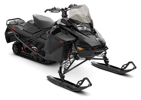 2022 Ski-Doo MXZ X 600R E-TEC ES Ice Ripper XT 1.25 in Derby, Vermont - Photo 1
