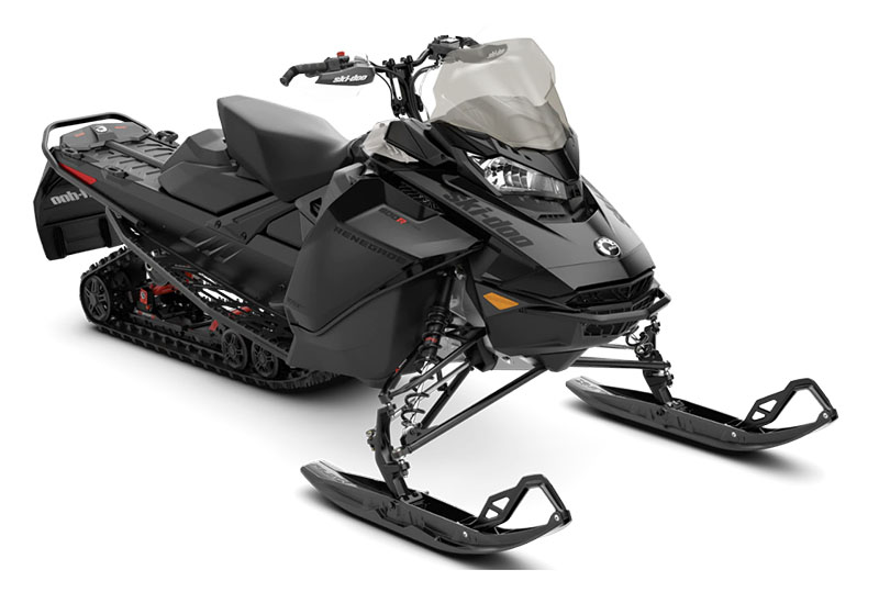 2022 Ski-Doo Renegade Adrenaline 850 E-TEC ES RipSaw 1.25 in Presque Isle, Maine - Photo 1