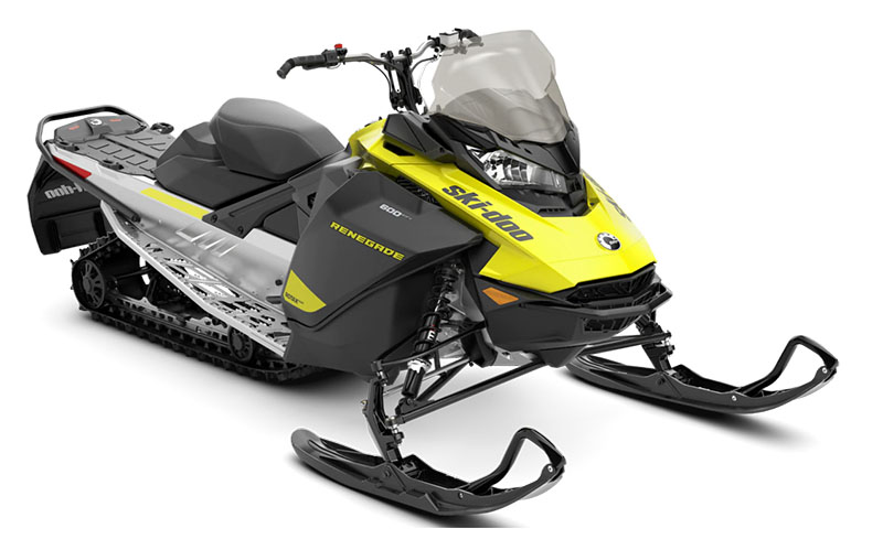 2022 Ski-Doo Renegade Sport 600 EFI ES Cobra 1.35 in Wasilla, Alaska - Photo 1