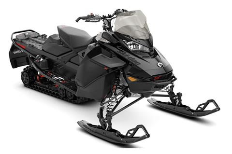 2022 Ski-Doo Renegade X 850 E-TEC ES w/ Adj. Pkg, Ice Ripper XT 1.5 w/ Premium Color Display in Wilmington, Illinois