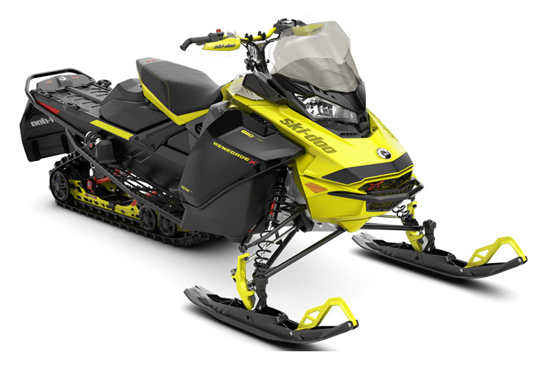 2022 Ski-Doo Renegade X 850 E-TEC ES w/ Adj. Pkg. Ice Ripper XT 1.25 in Montrose, Pennsylvania - Photo 1