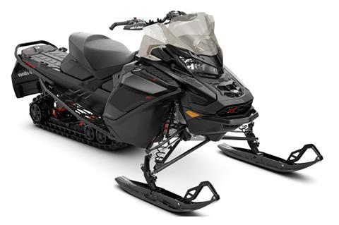 2022 Ski-Doo Renegade X 900 ACE TURBO R ES w/ Adj. Pkg, Ripsaw 1.25 w/ Premium Color Display in Wilmington, Illinois
