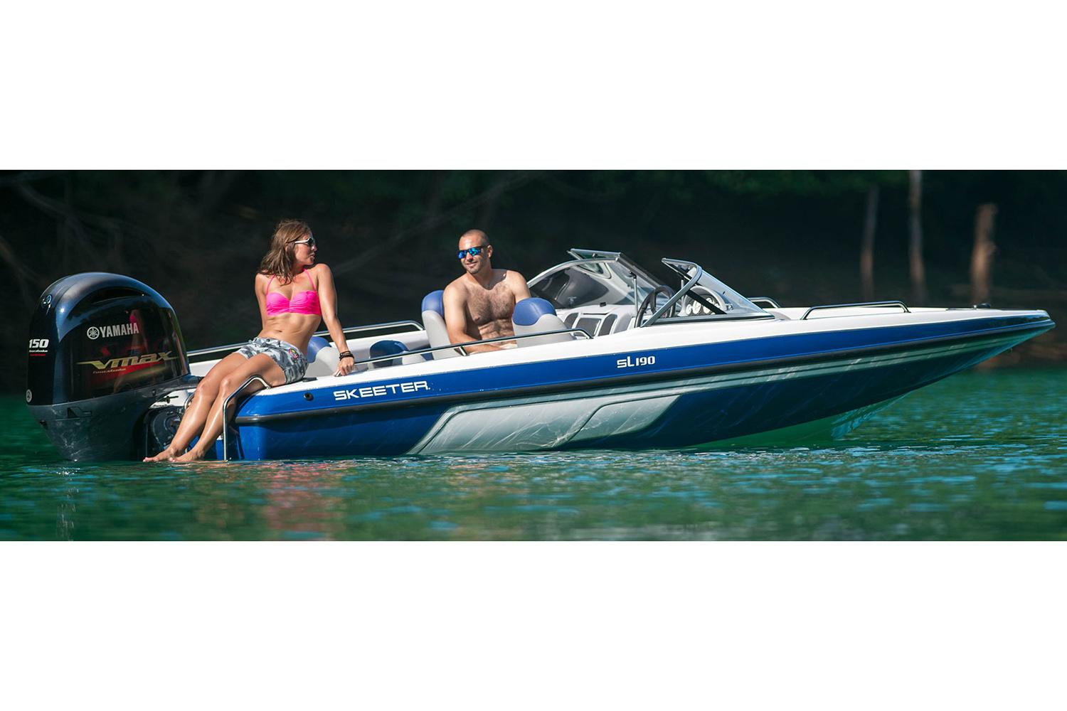 2015 Skeeter SL 190 in Boerne, Texas