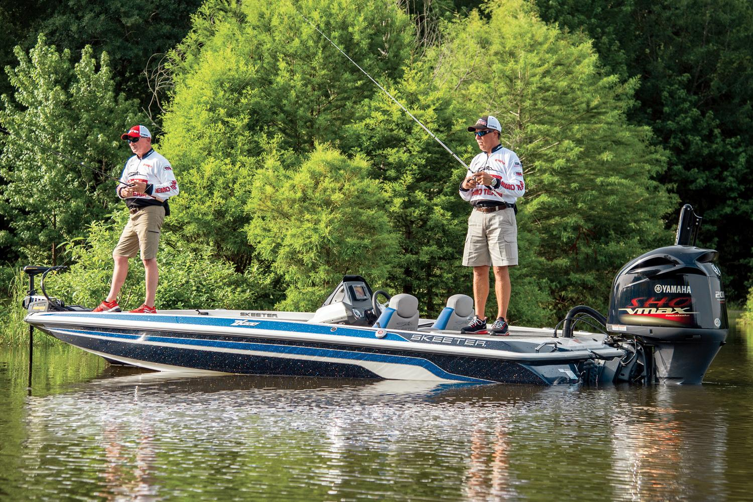 2016 Skeeter ZX 200 in Boerne, Texas