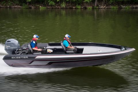 2016 Skeeter WX 2000T in Bryant, Arkansas