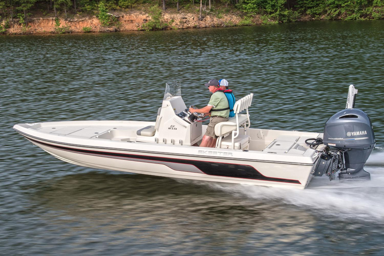 2016 Skeeter SX 210 in Bryant, Arkansas