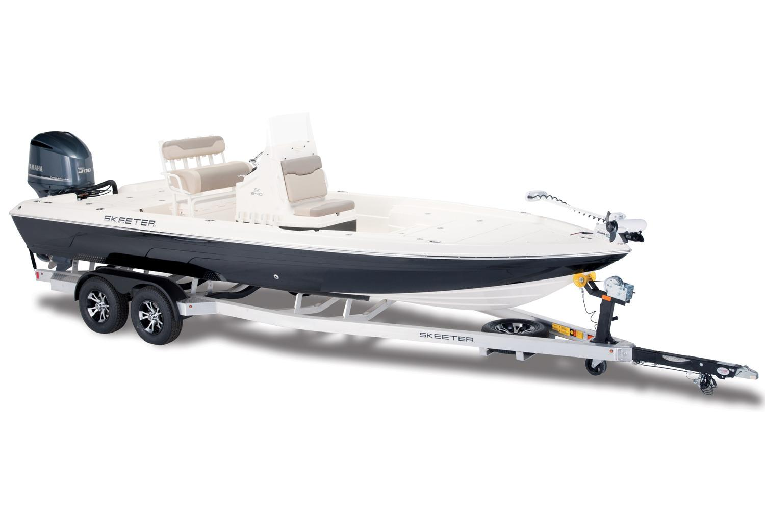 2016 Skeeter SX 240 in Boerne, Texas