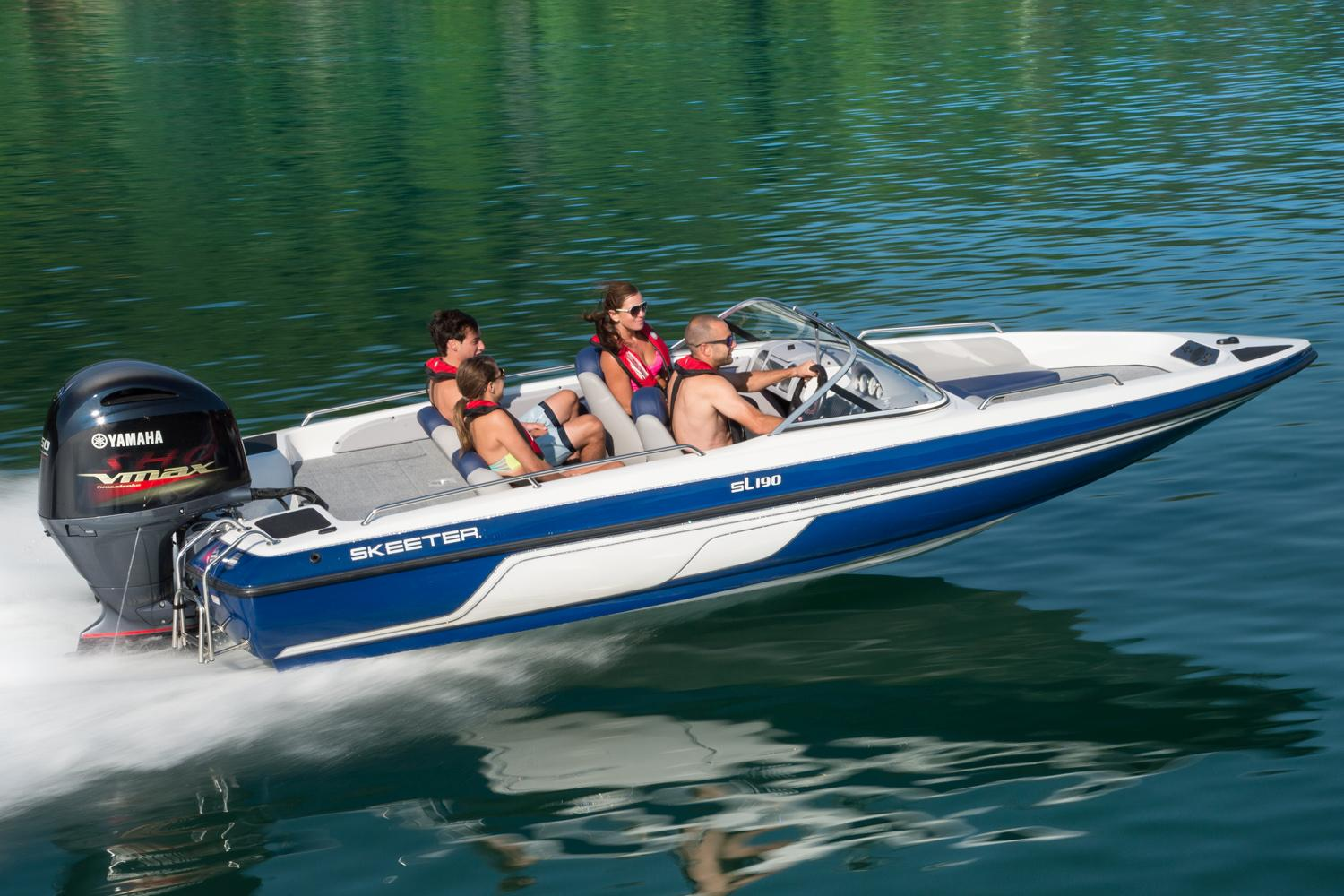 2016 Skeeter SL 190 in Boerne, Texas
