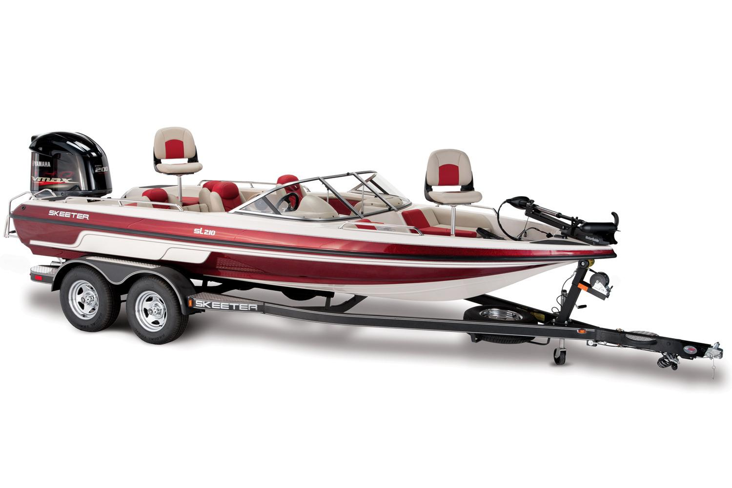 2016 Skeeter SL 210 in Boerne, Texas