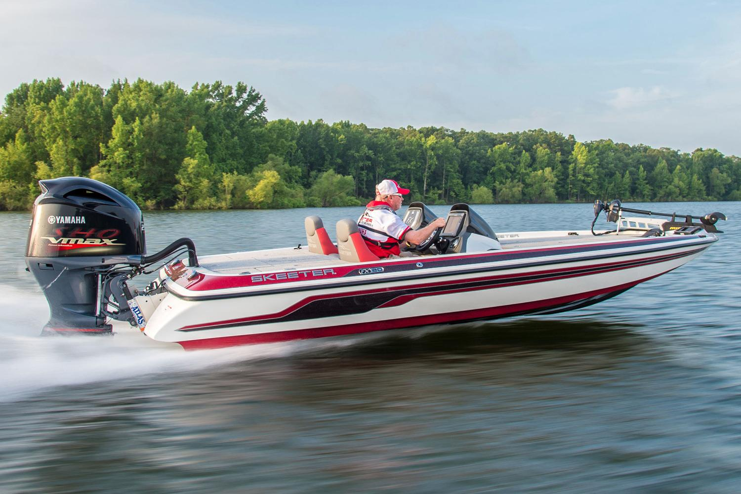 2017 Skeeter FX 20 in Bryant, Arkansas