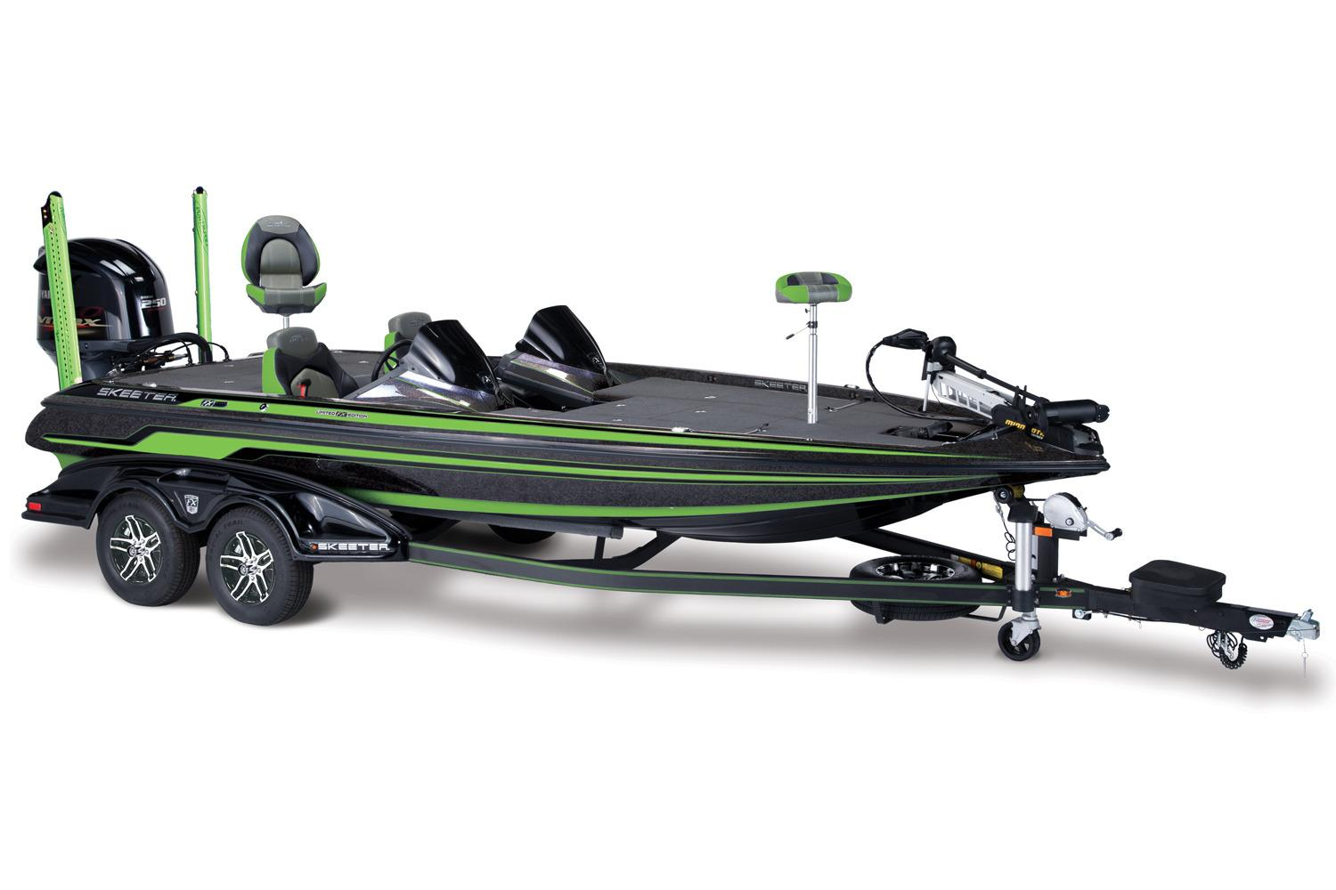 2017 Skeeter FX 21 Limited Edition in West Monroe, Louisiana