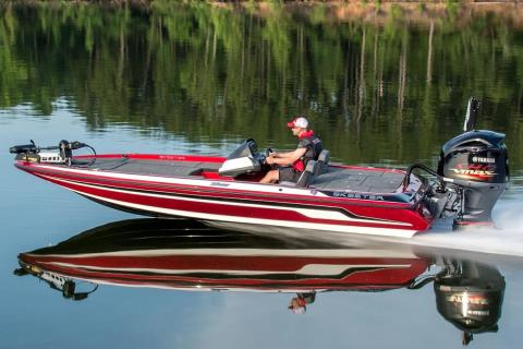 2017 Skeeter ZX 225 in Bryant, Arkansas