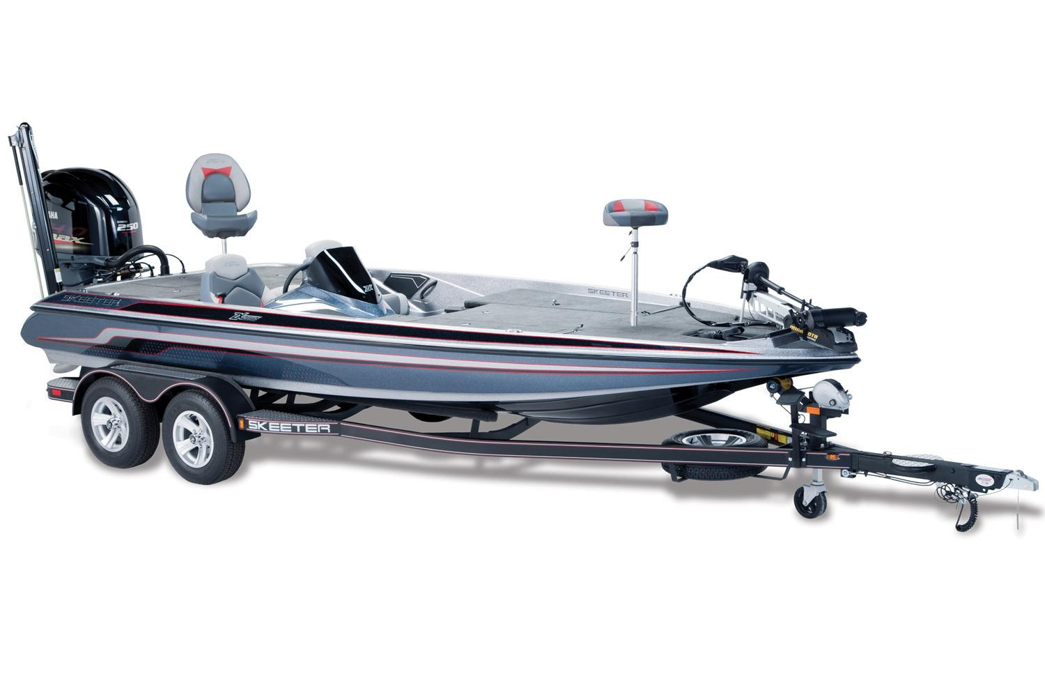 2017 Skeeter ZX 250 in Bryant, Arkansas