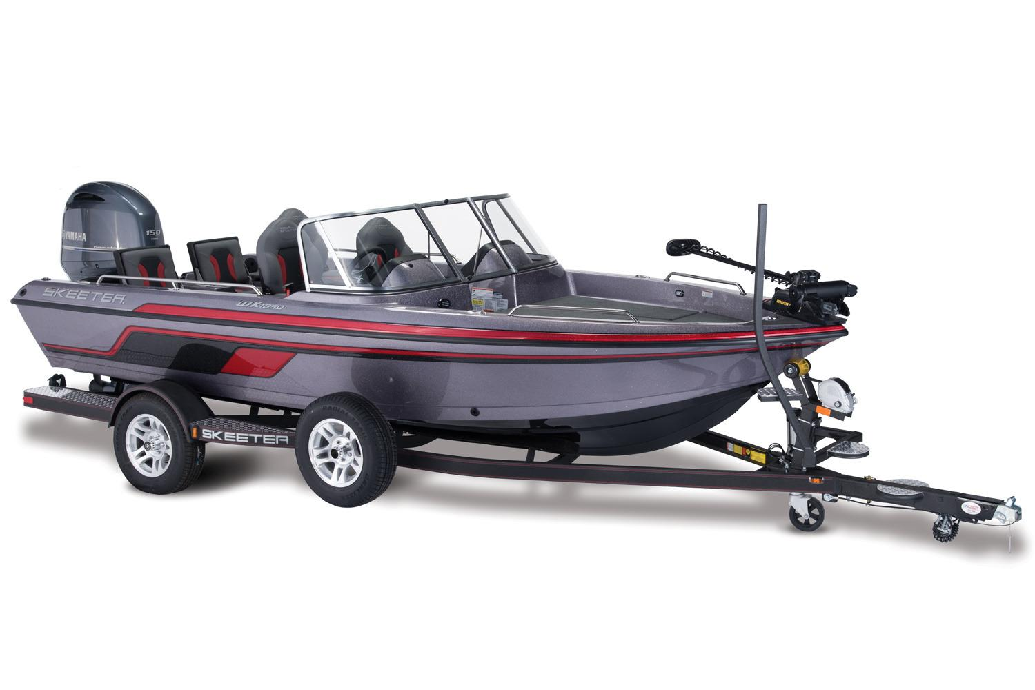 2017 Skeeter WX 1850 in West Monroe, Louisiana