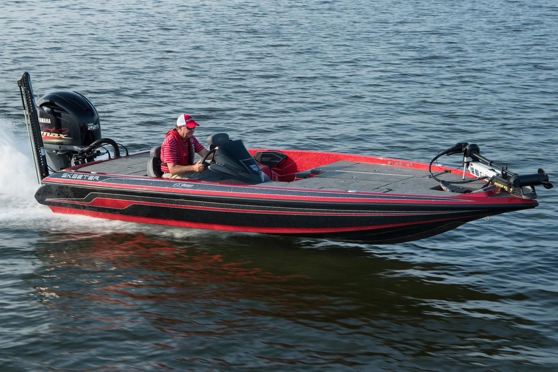 New 2018 Skeeter ZX 225 Power Boats Outboard in West ...