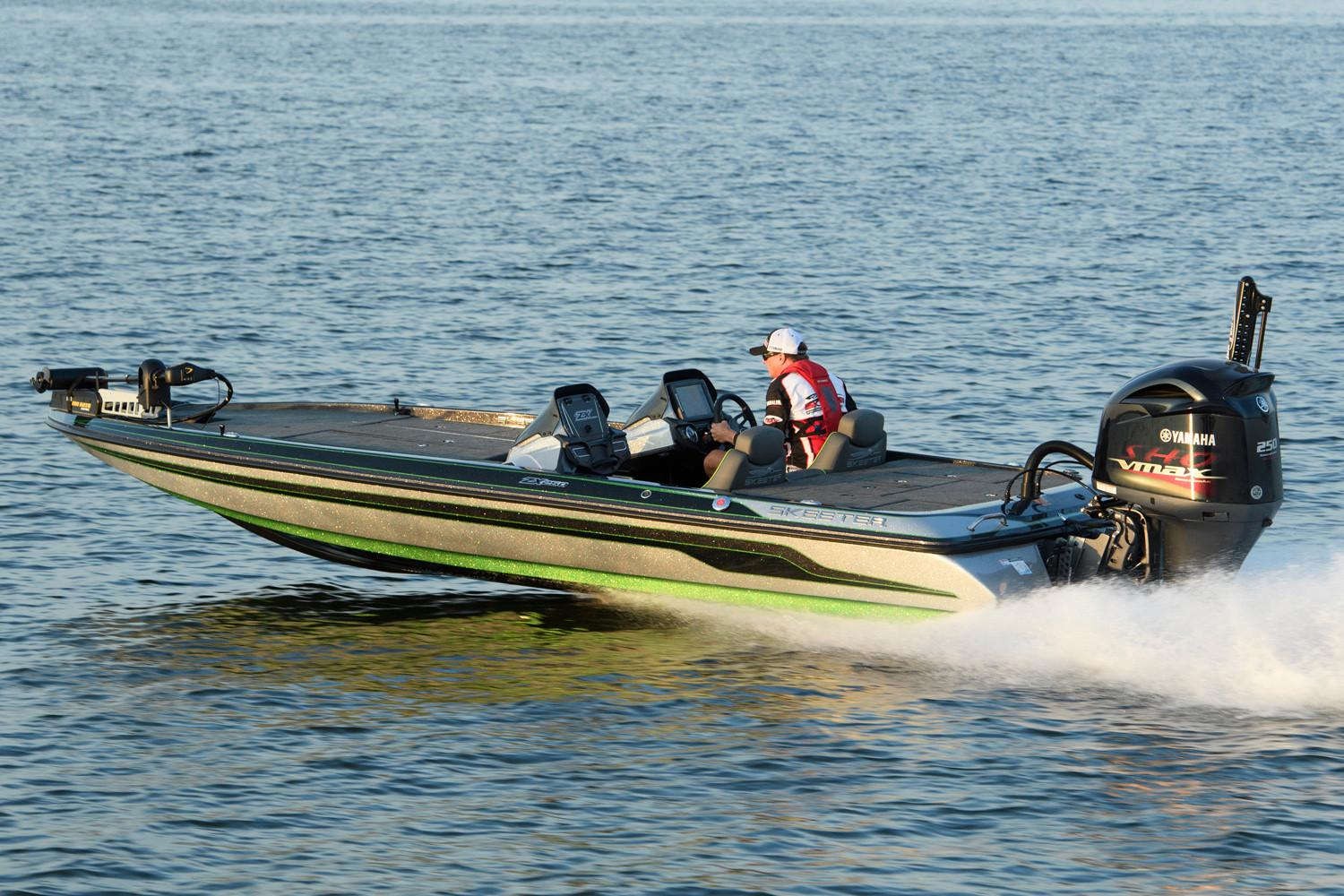 2018 Skeeter ZX 250 in West Monroe, Louisiana - Photo 1