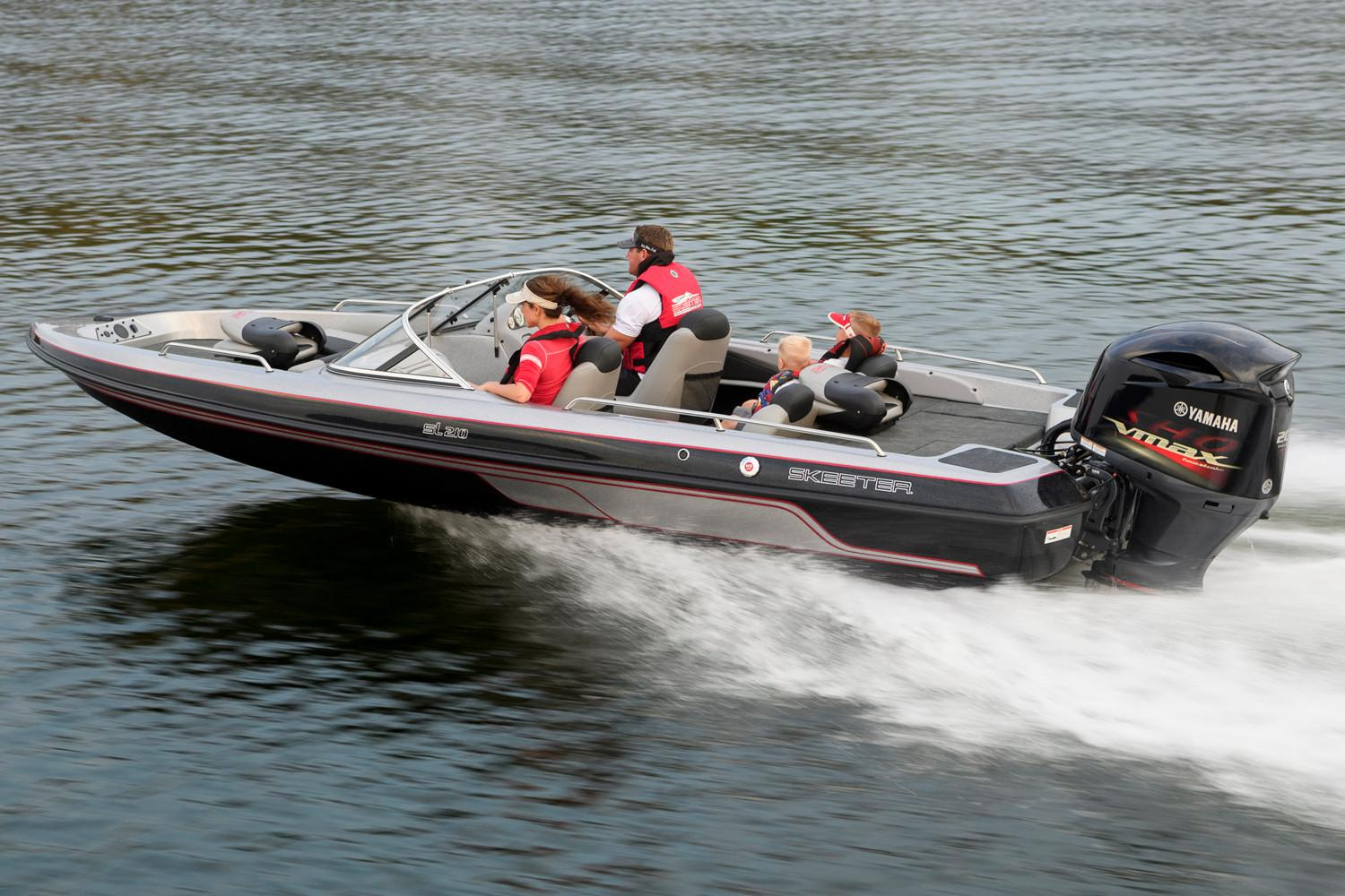 2018 Skeeter SL 210 in West Monroe, Louisiana