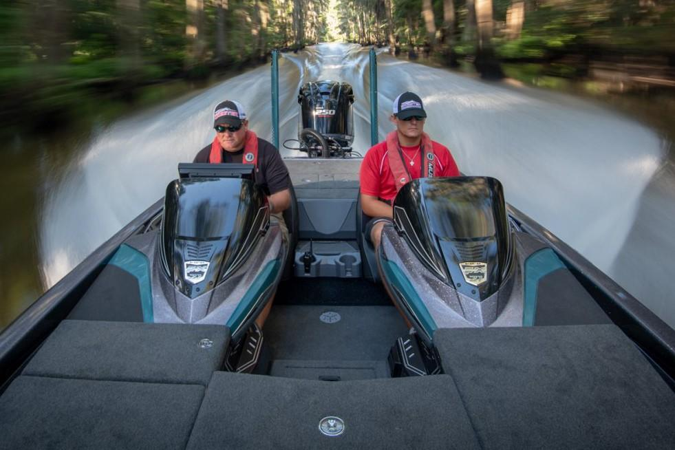 2019 Skeeter FX 21 Limited Edition in West Monroe, Louisiana - Photo 5
