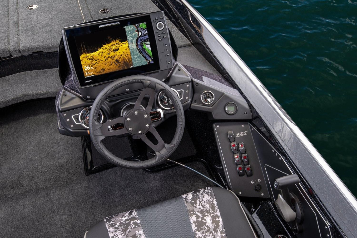 2019 Skeeter ZX 225 in West Monroe, Louisiana - Photo 9