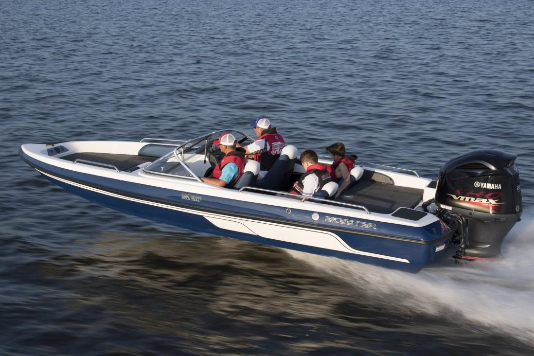 2019 Skeeter SL 210 in West Monroe, Louisiana - Photo 1