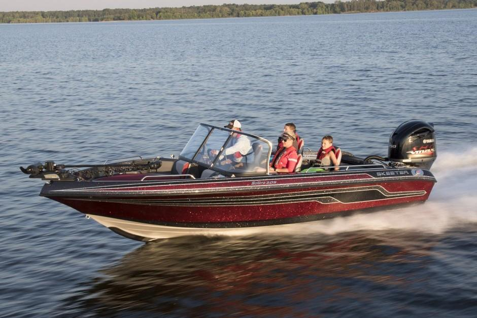 2019 Skeeter Solera 205 in West Monroe, Louisiana - Photo 1