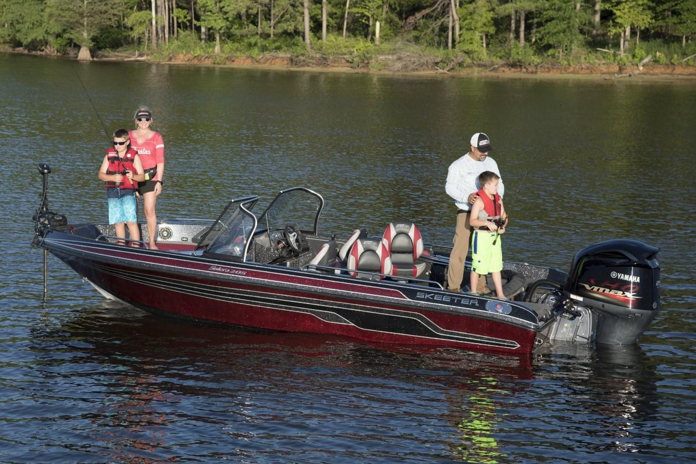 2019 Skeeter Solera 205 in West Monroe, Louisiana - Photo 4