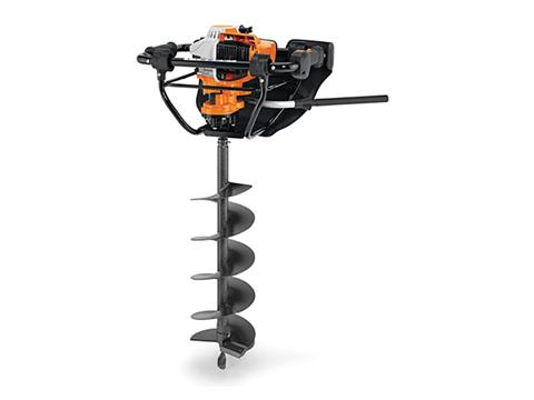 Stihl BT 131 Earth Auger in Fairbanks, Alaska