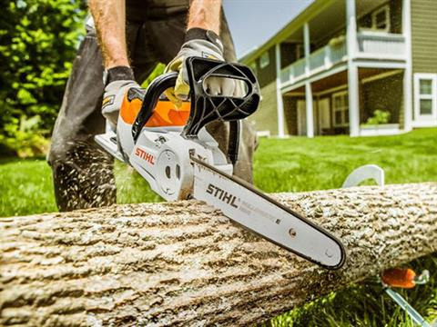 Stihl MSA 120 C-B in Jesup, Georgia - Photo 2