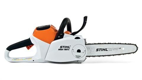 Stihl MSA 160 C-B in Kerrville, Texas - Photo 1