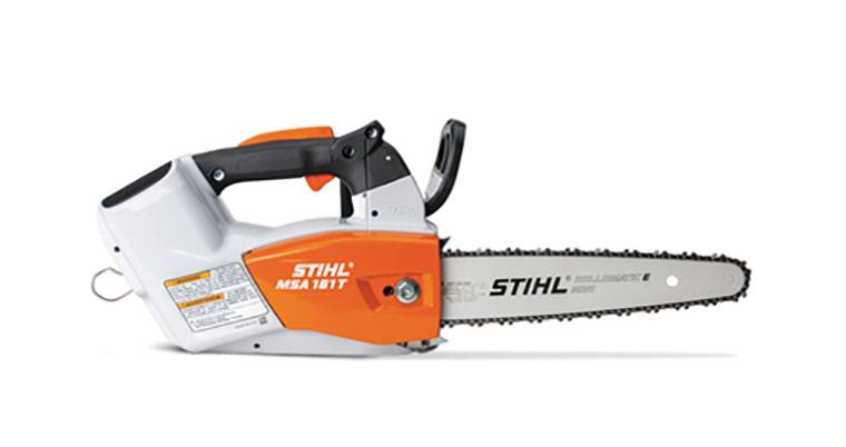Stihl MSA 161 T Chainsaw in Kerrville, Texas - Photo 1